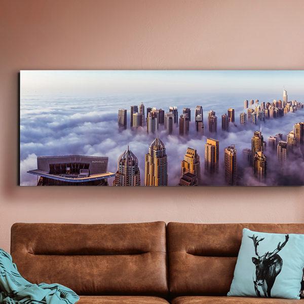 729040 600x600 - Print pe sticlă Rascacielos SCHULLER (729040)