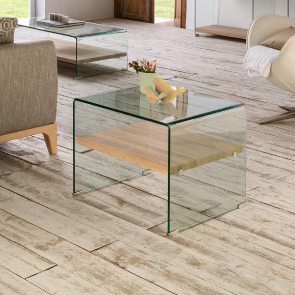 764123 600x600 - Masă de cafea Glass II SCHULLER (552933)