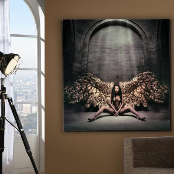 769932 600x600 - Print pe sticlă Angel caido SCHULLER (769932)