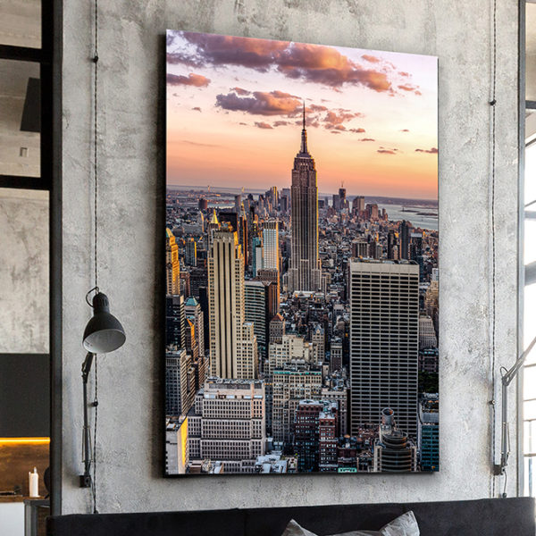 775922 600x600 - Print pe sticlă The Empire State SCHULLER (775922)