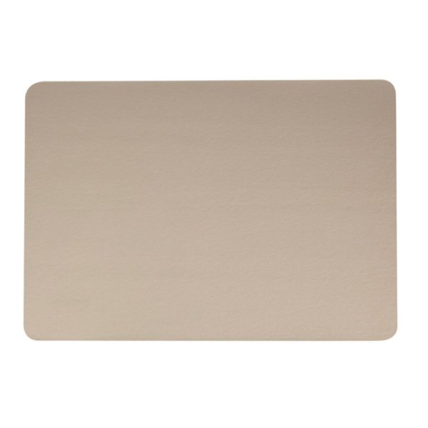 7801420 600x600 - Placemat Leather optic fine stone 46*33 cm (7801420)