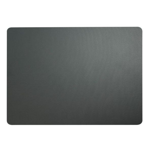 7807420 600x600 - Placemat Leather optic fine basalt 46*33 cm (7807420)