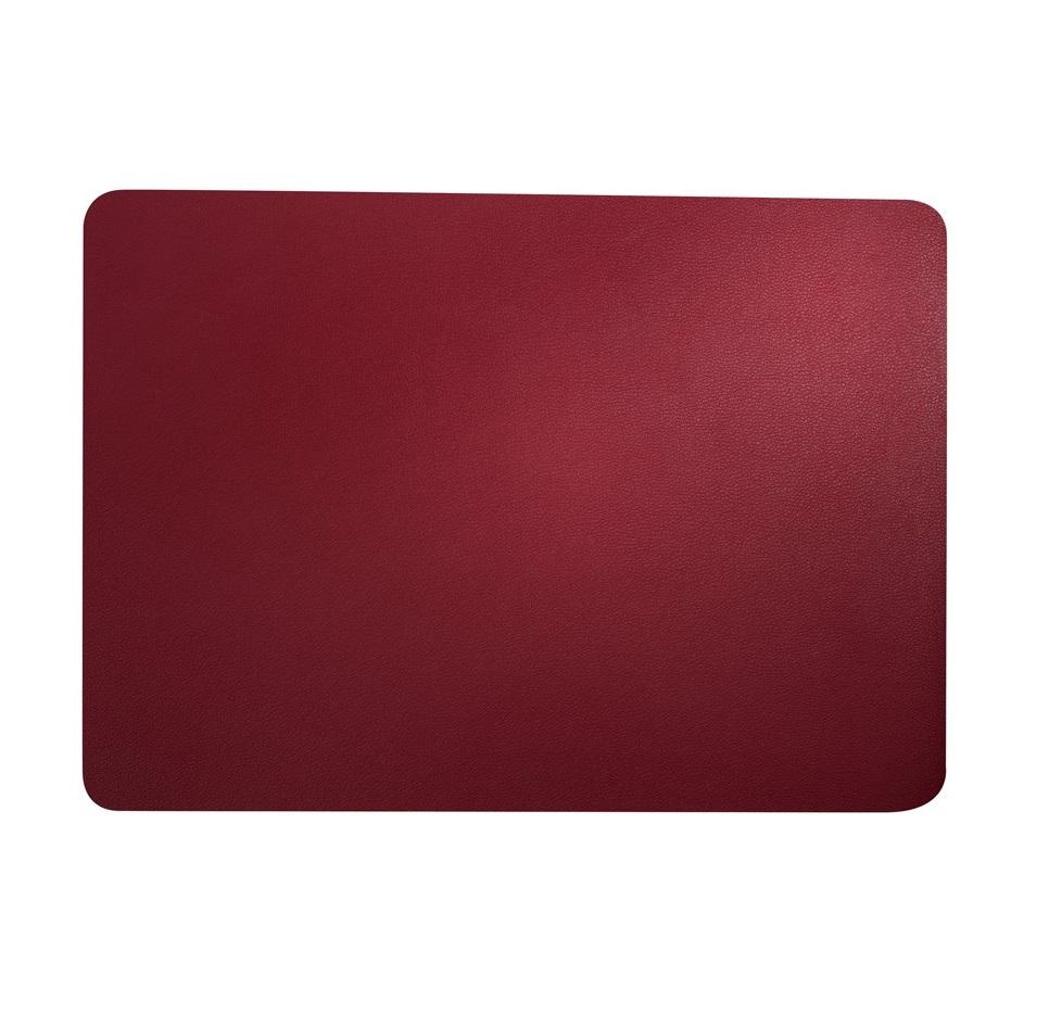 7808420 - Placemat Leather optic fine magnolia 46*33 cm (7808420)