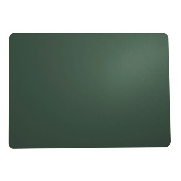 7810420 kale 600x600 - Placemat Leather optic metallic kale 46*33 cm (7810420)
