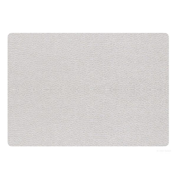 7811420 600x600 - Placemat Leather optic metallic silver 46*33 cm (7811420)
