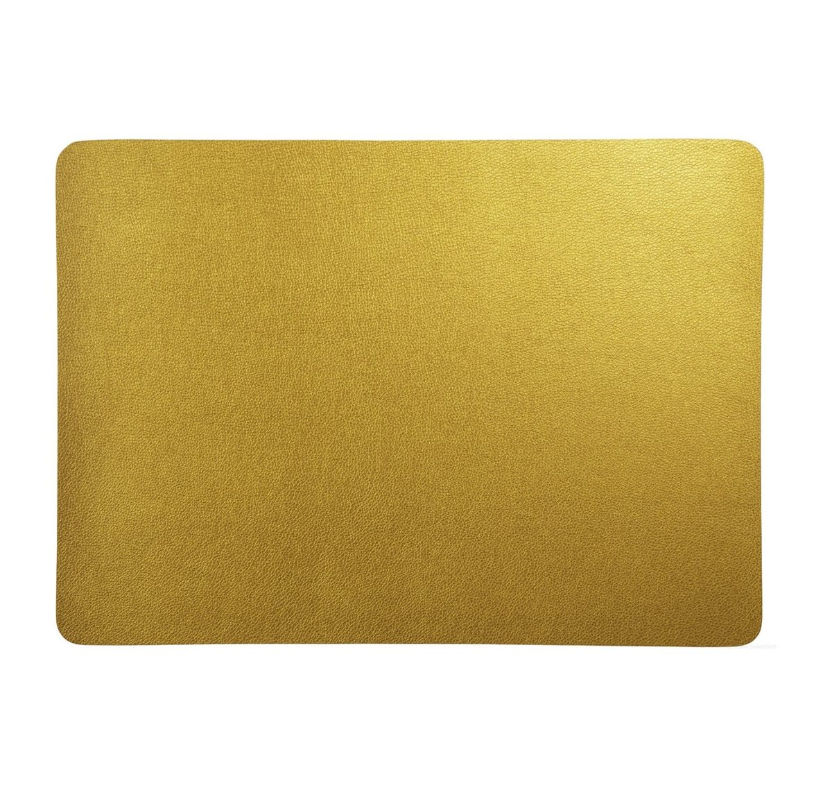 7812420 gold 1200x1139 - Placemat Leather optic metallic gold 46*33 cm (7812420)