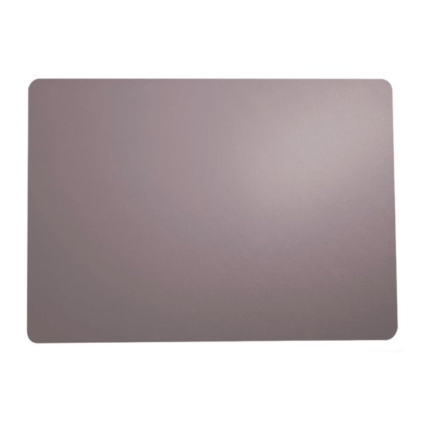 7820420 lavende 1 600x600 - Placemat Leather optic fine lavande 46*33 cm (7820420)