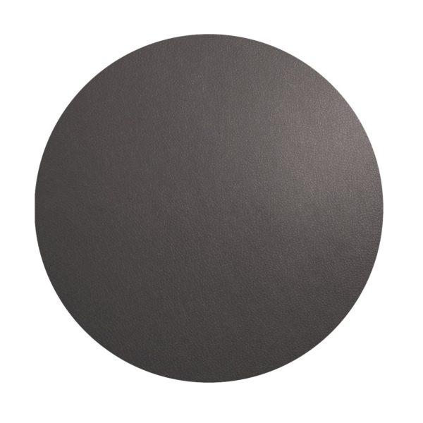 7857420 600x600 - Placemat round basalt 38 cm (7857420)