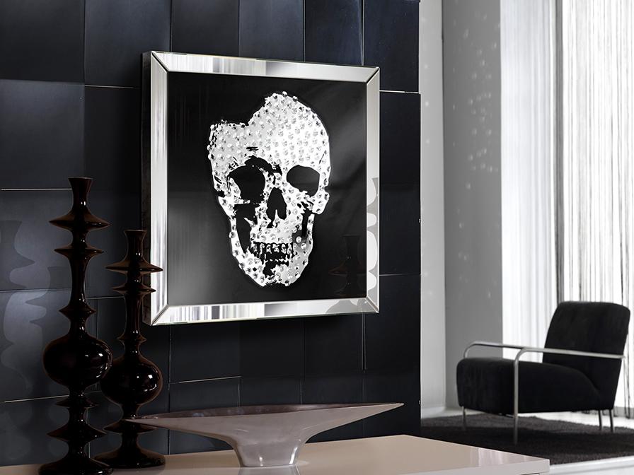 786351 - Oglindă Skull SCHULLER (786351)