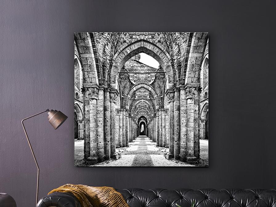 819374 - Print pe sticlă Gotica SCHULLER (819374)