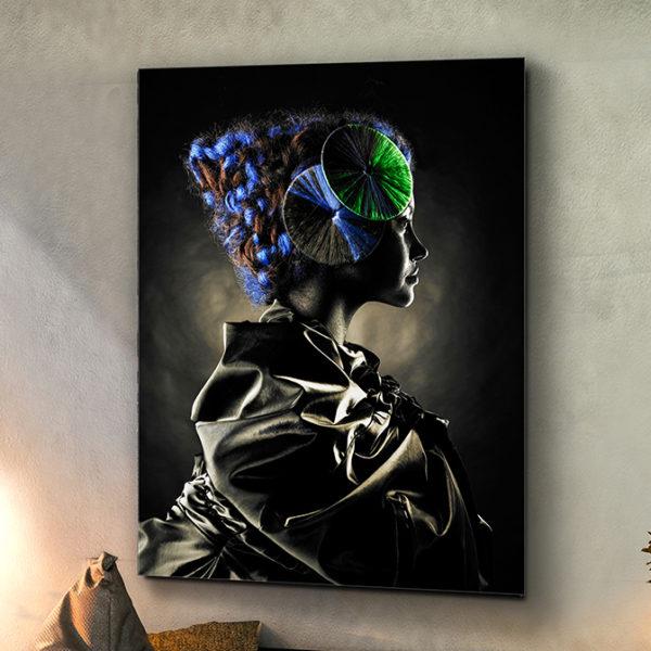 853804 600x600 - Print pe sticlă Geisha SCHULLER (853804)