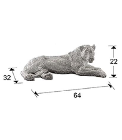 946438 1 - Figurină decorativă Leona SCHULLER (946438)
