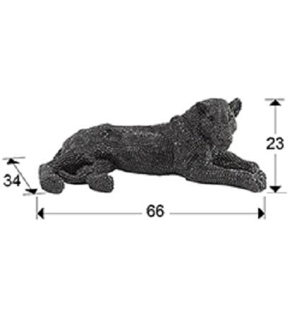 946481 1 - Figurină decoratică Leona SCHULLER (946481)