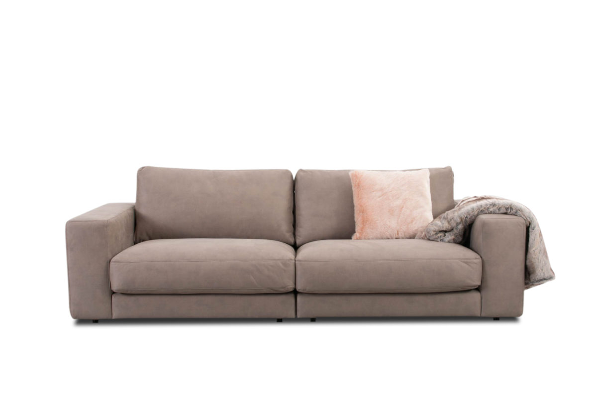Candy GIANT Stoff Deluxe taupe 1 1200x800 - Canapea Giant 3C Candy Polstermoebel