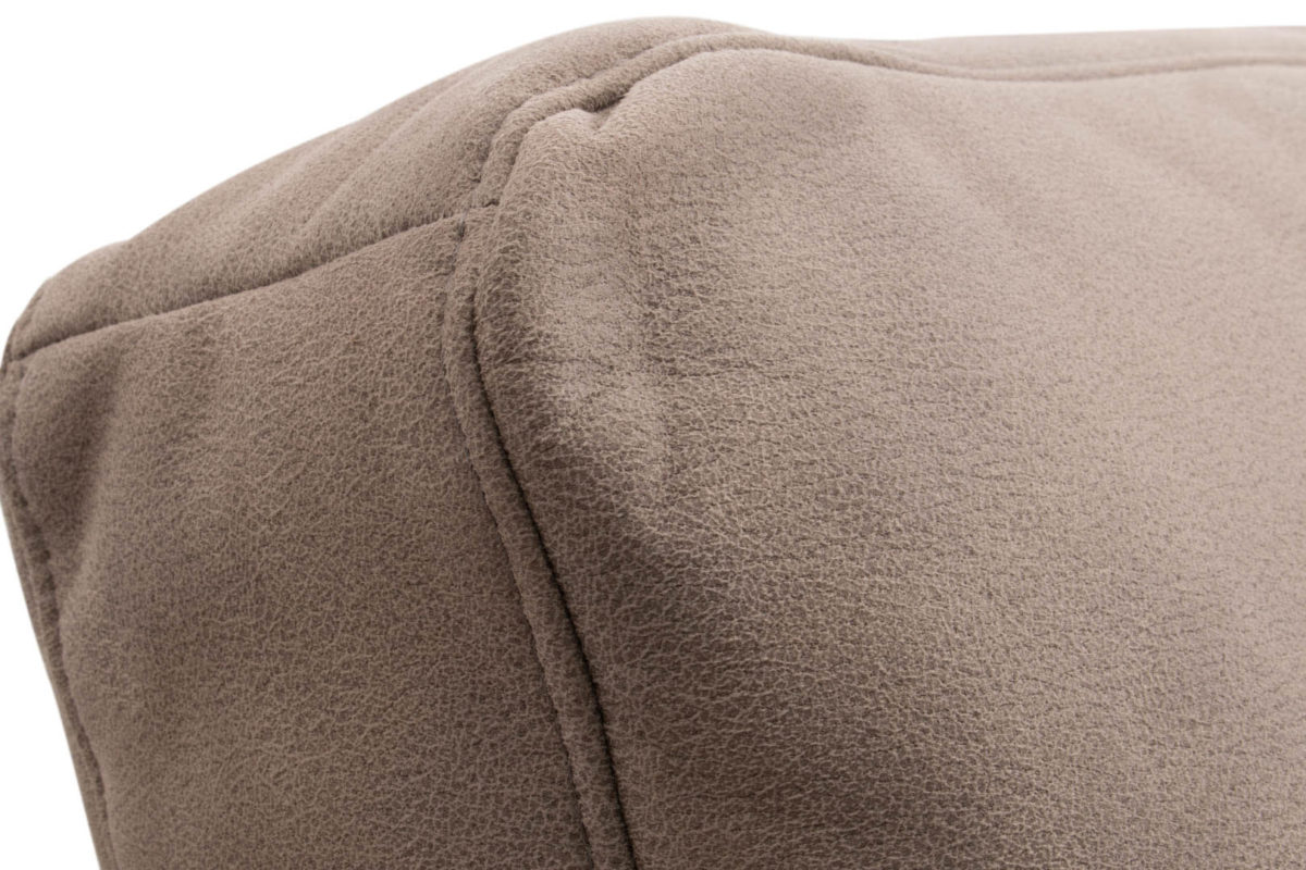 Candy GIANT Stoff Deluxe taupe 4 1200x800 - Canapea Giant 3C Candy Polstermoebel