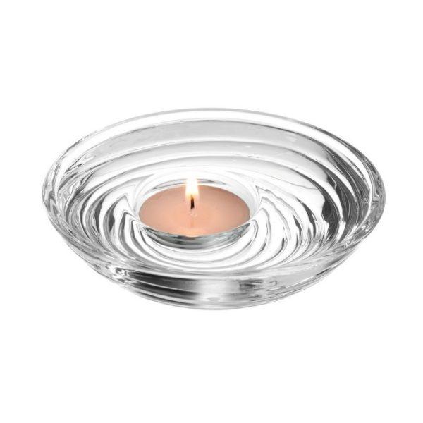 Leonardo 063976 Tischlicht Castagna Teelicht 600x600 - Suport pentru lumânare Castagna (L063976)