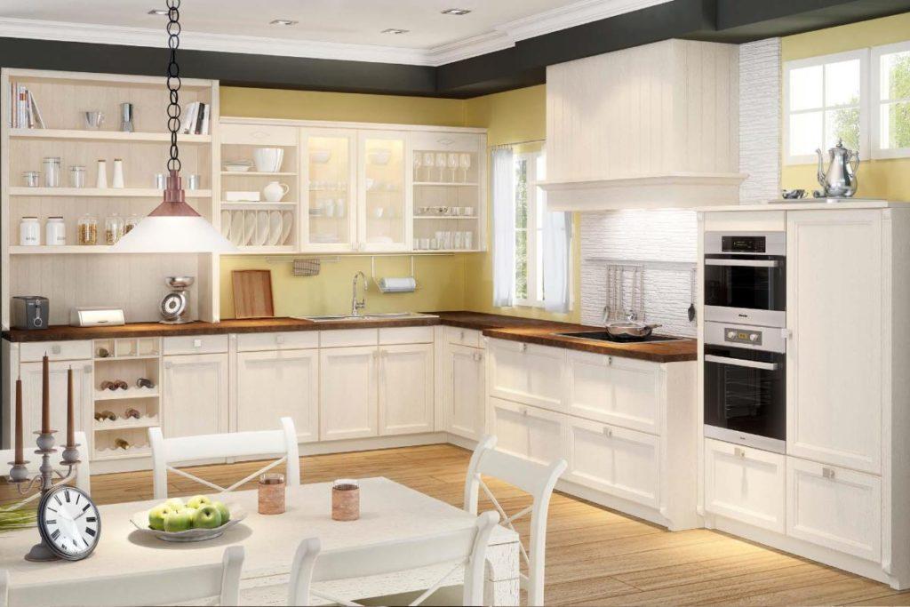 Tabea 1024x683 - Белая кухня – 7 идей дизайна и практические советы.