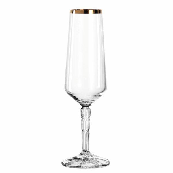 c4ca4238a0b923820dcc509a6f75849b 4 600x600 - Pahar pentru șampanie Spiritii gold (L022701)