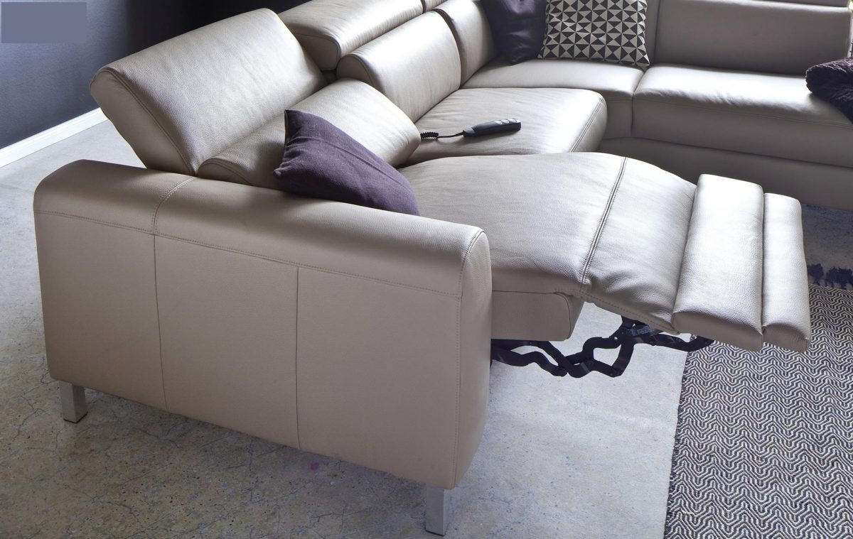 candy ledersofa lazy mit motorischer verstellung 18264 3 1200x759 - Canapea Lazy 3C Candy Polstermoebel