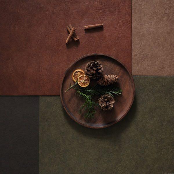 ledersets vegan xmas 7 600x600 - Placemat mushroom 46*33 cm (78309076)