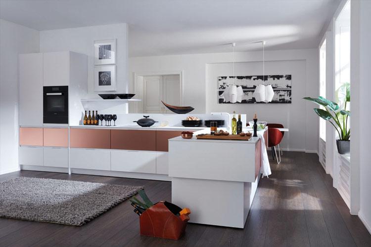matt - Белая кухня – 7 идей дизайна и практические советы.