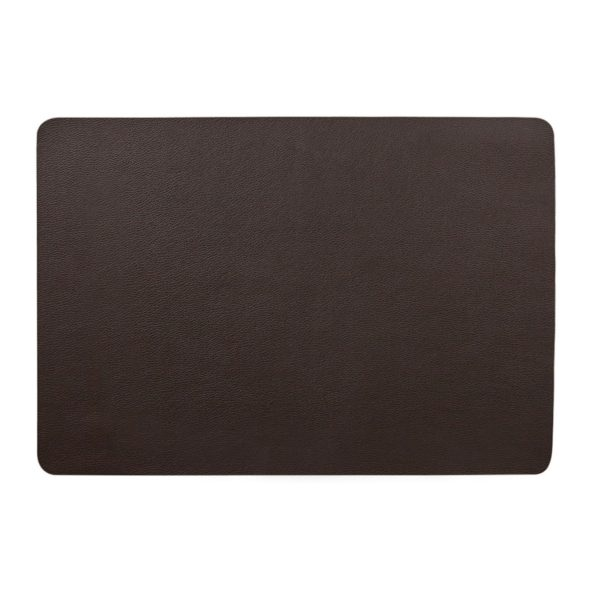 schermafbeelding 2019 10 19 om 12.23.19 600x600 - Placemat Leather optic fine chocolate 46*33 cm (7804420)