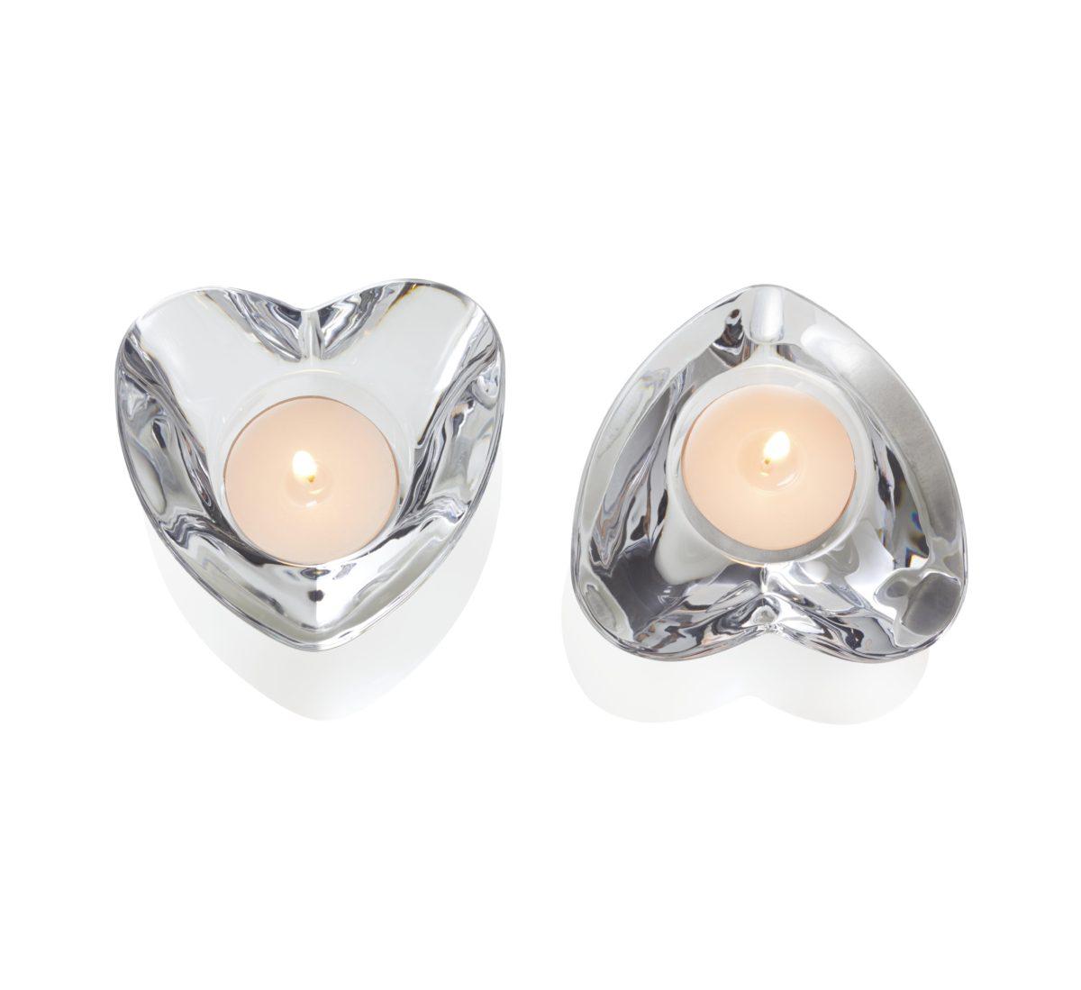 teelichthalter set transparent trend glas leonardo 1200x1099 - Suport pentru lumânare heart Limito (L026003)