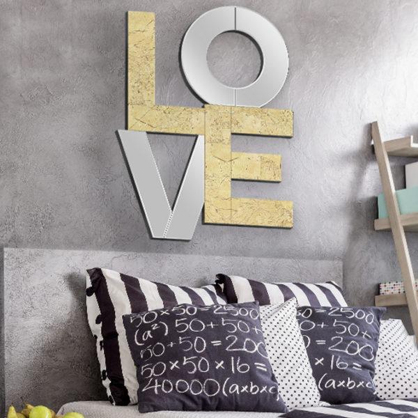 4906331 600x600 - Oglindă Love SCHULLER (490633)