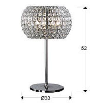 507818 1 - Lampă Diamond SCHULLER (507818)