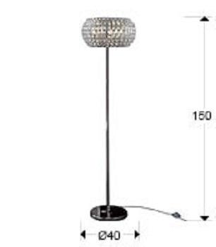508931 1 - Lampă Diamond SCHULLER (508931)