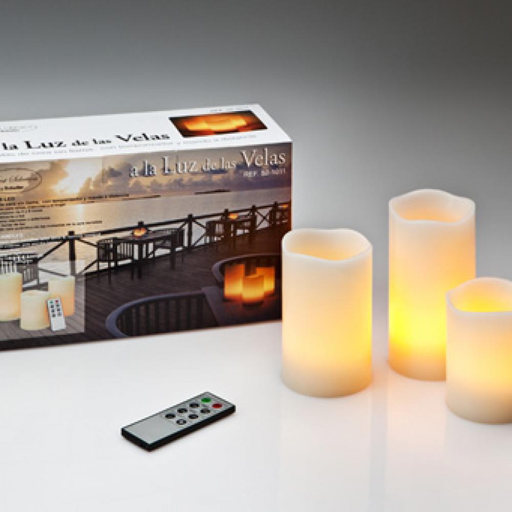 521011 - Lumânări LED SCHULLER (521099)
