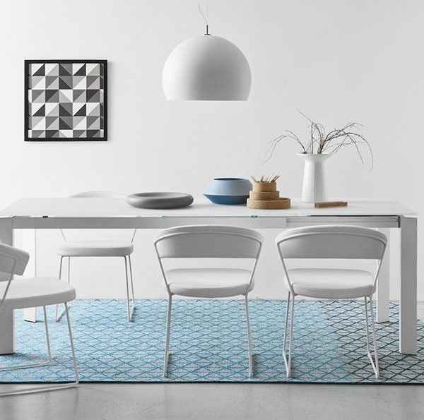 Connubia by Calligaris Sedia NEW YORK CB 1022 SK 2 600x595 - Scaun New York (Connubia)