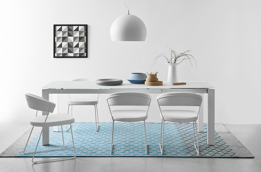Connubia by Calligaris Sedia NEW YORK CB 1022 SK 2 - Scaun New York (Connubia)