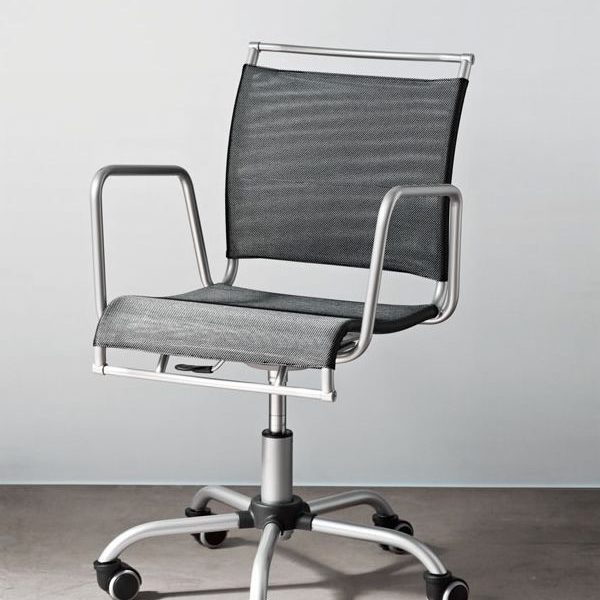 cb321 air race swivel and adjustable chair made of metal and net steel colour 600x600 - Scaun pentru bar ZIJLSTRA (4490)