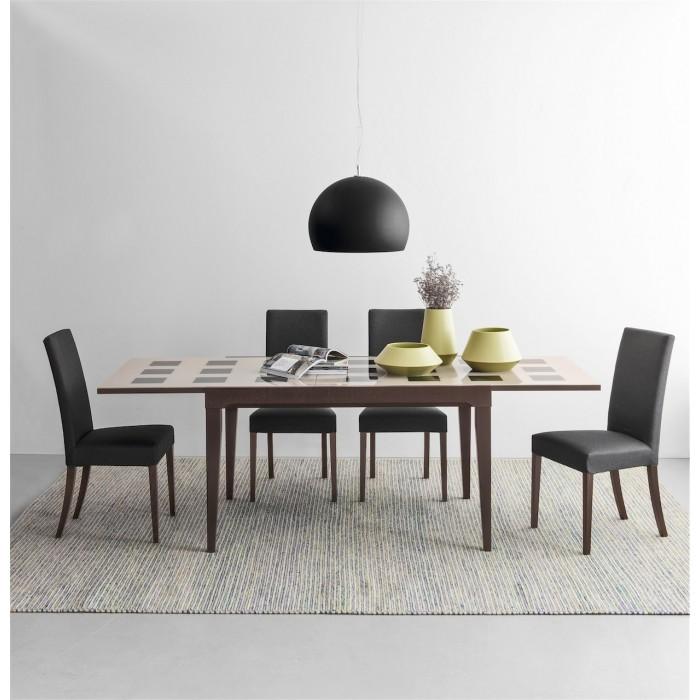 copenhagen sedia in ecopelle adatta per il contract by connubia vendita online su www.sedie .design - Scaun Copenhagen CONNUBIA (CB/1656)