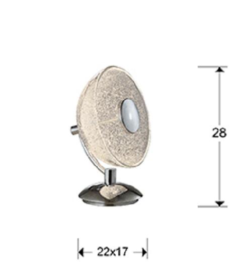 726012 1 - Lampă Lua SCHULLER (726012)