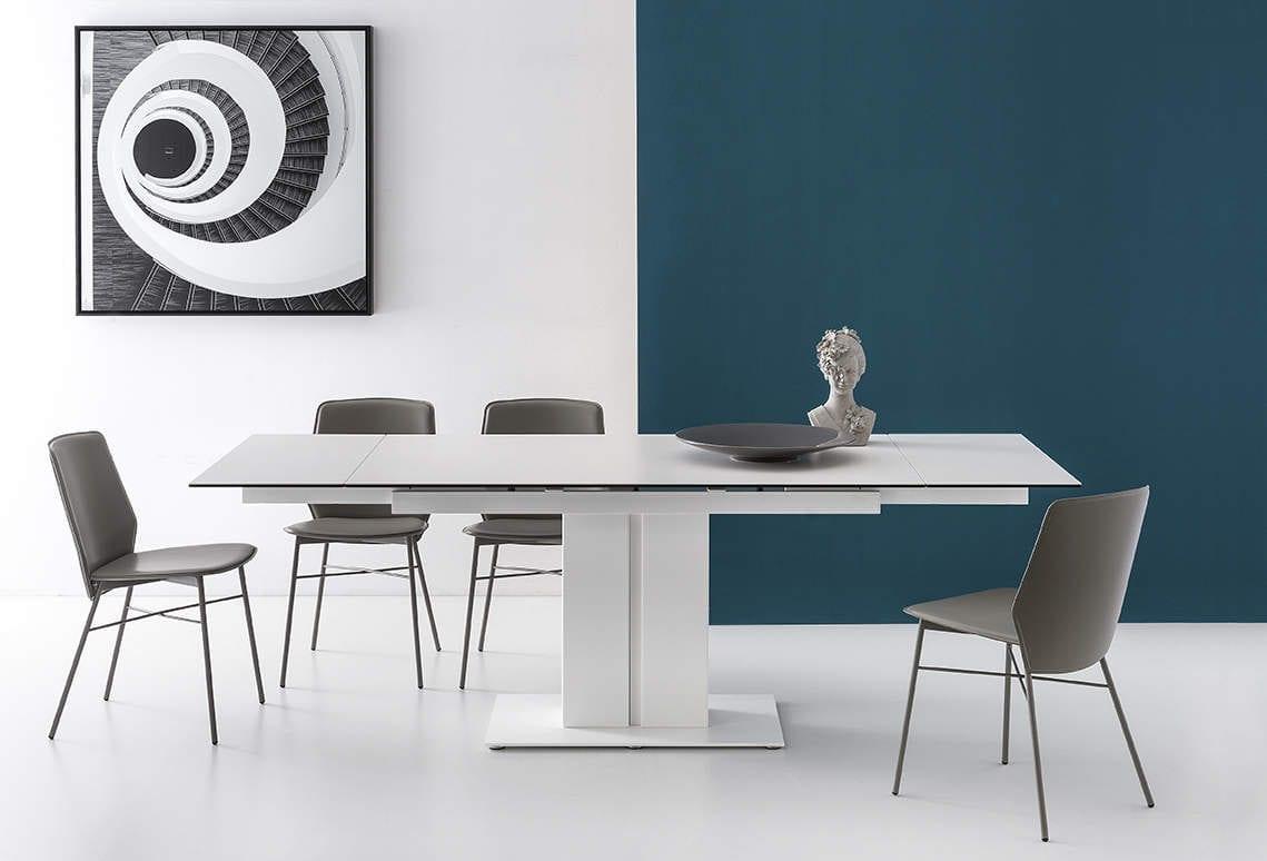connubia pegaso extendible dining table bovitheto kozeplabas etkezoasztal innoconcept design 3 - Masă Pegaso (Connubia)