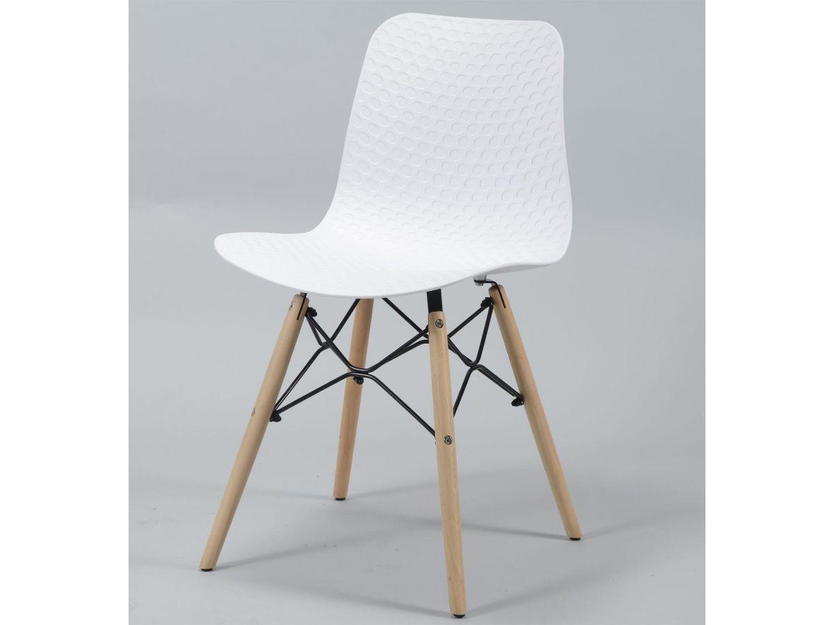 krzeslo hogi v biale - Scaun ZIJLSTRA (3642/52)