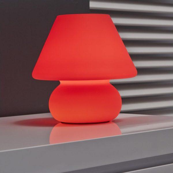 lampa stolowa retro czerwona 2 600x600 - Masă Dine CONNUBIA (CB/4094)