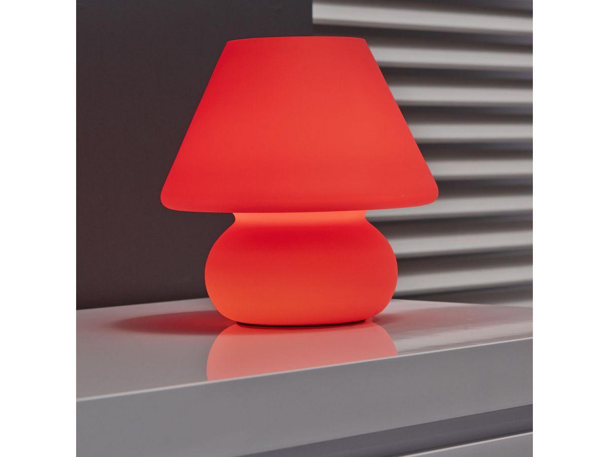 lampa stolowa retro czerwona 2 - Lampă ZIJLSTRA (8119/47)