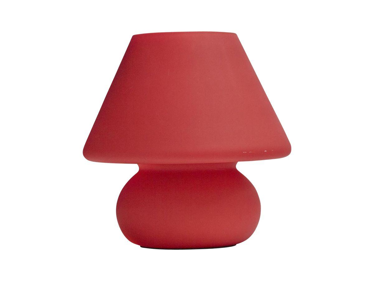 lampa stolowa retro czerwona 3 - Lampă ZIJLSTRA (8119/47)