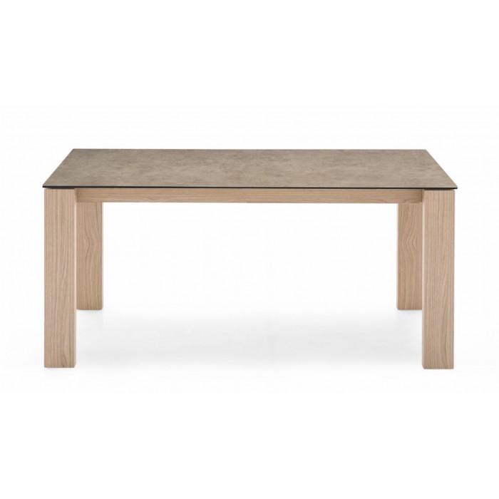 sigma ceramic extendable table by connubia calligaris sales online  cb4069 lv p27 p166 front cl - Masă Sigma CONNUBIA