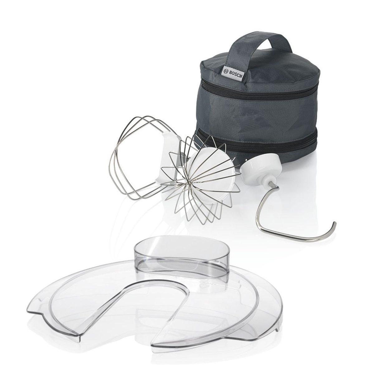 MCSA00930948 BO U 50 UZ1 MUZ5 productshot noKF accessorybag black ENG 011214 def 1200x1236 - Robot de bucatarie Bosch, MUM5 700 W Alb, MUM52120