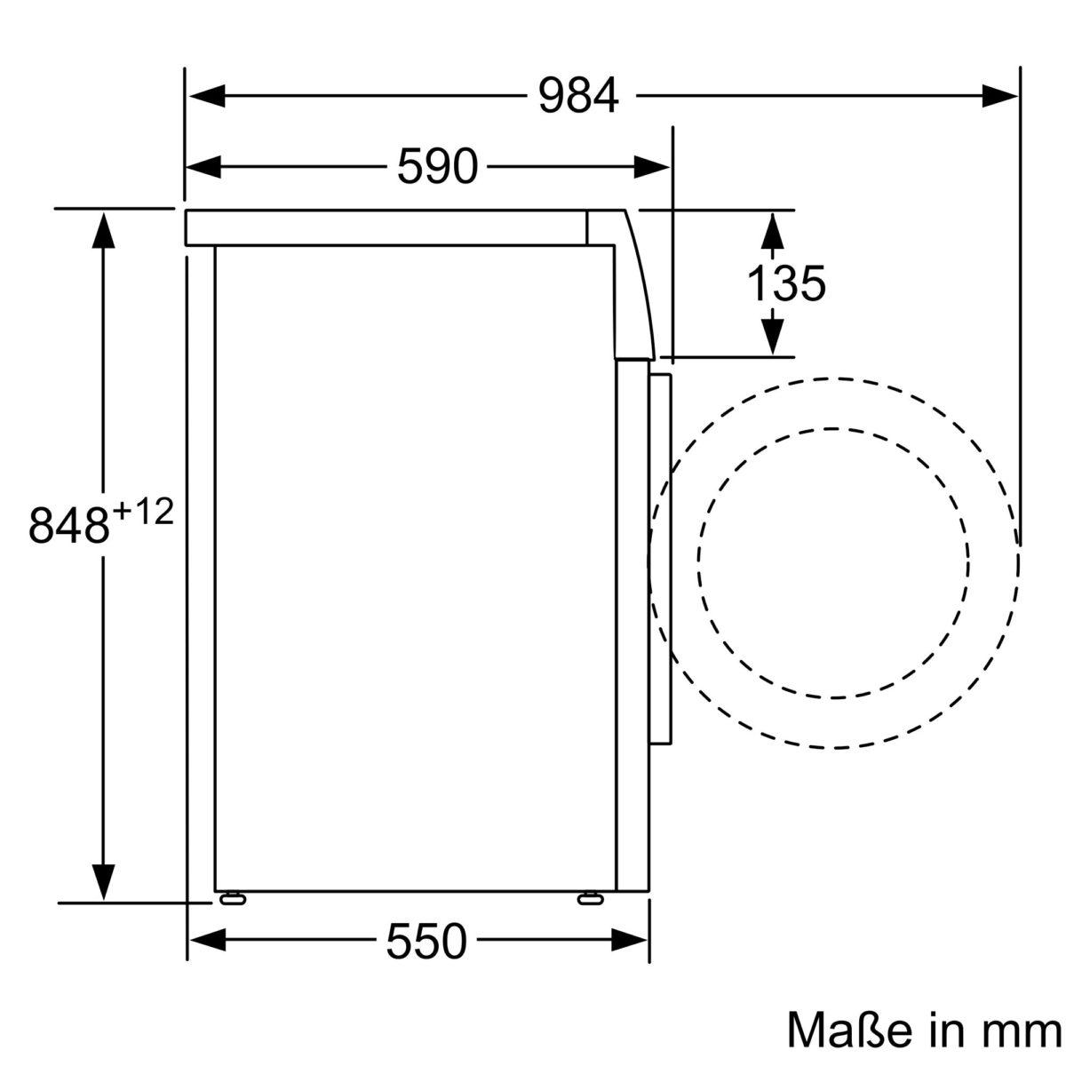 MCZ 00449723 74750 WM14B220 de DE 1200x1200 - Masina de spalat Bosch, Frontlader6 kg 1400 U/min., WAB28280