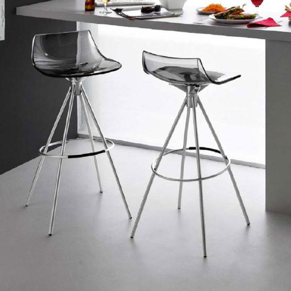 calli leau bar stool 1 600x600 - Scaun pentru bar L'eau  CONNUBIA