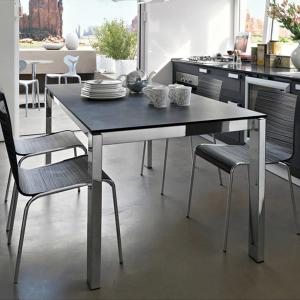 connubia calligaris cb 4010 ml 160 8a baron table calligaris cs 4010 ml 160 8a 0 - Masă Anka Piramit MODIS