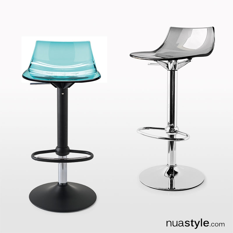 led swivel barstool by connubia calligaris - Scaun pentru bar Led CONNUBIA (CB/1405)