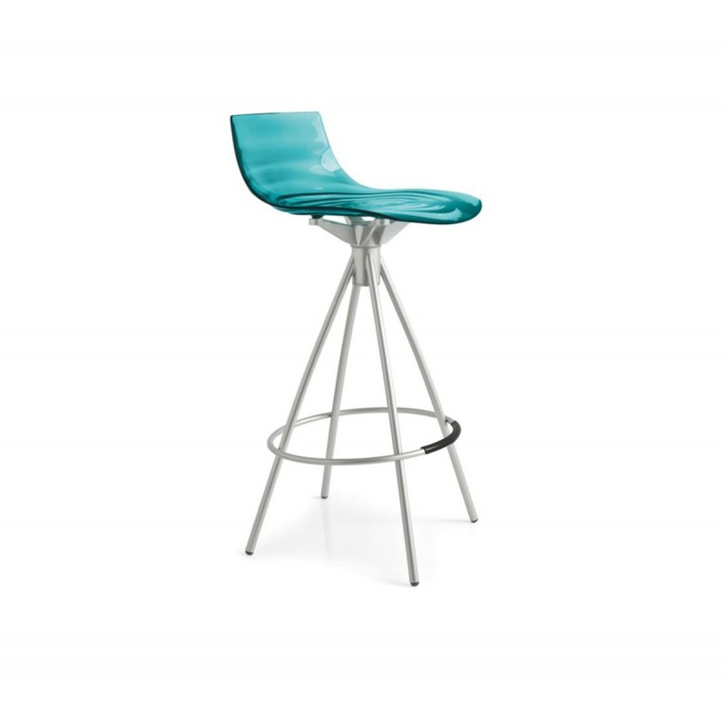stool connubia calligaris led bartolomeo italian design - Scaun pentru bar Led CONNUBIA