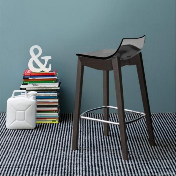 stool connubia calligaris led w bartolomeo italian design 600x600 - Scaun pentru bar Led CONNUBIA