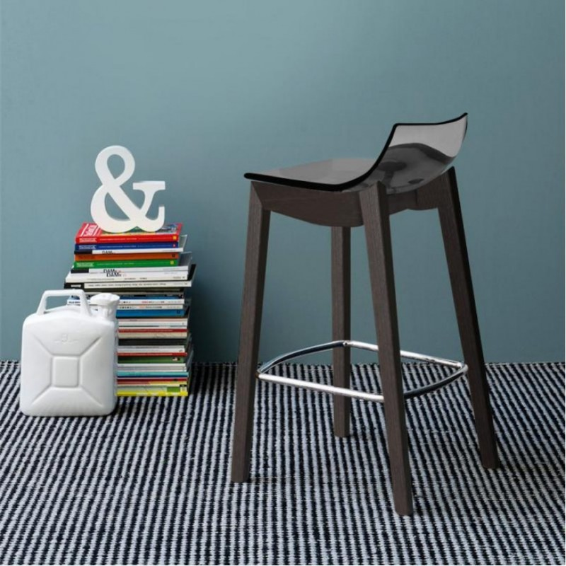 stool connubia calligaris led w bartolomeo italian design - Scaun pentru bar Led W CONNUBIA (CB/1541)